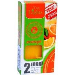 Admit Scented Maxilights podgrzewacze zapachowe typu maxi 59 mm ~ 12 h 6 szt - Opium