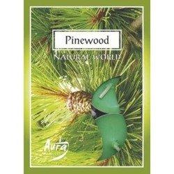 Bispol Scented Tealights podgrzewacze zapachowe ~ 4 h 6 szt - Pinewood