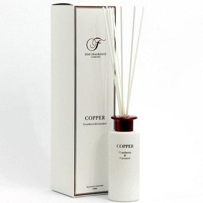 Fine Fragrance Precious Metals Collection fragrance reed diffuser 150 ml - Copper