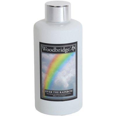 Woodbridge reed diffuser liquid refill bottle 200 ml - Over The Rainbow