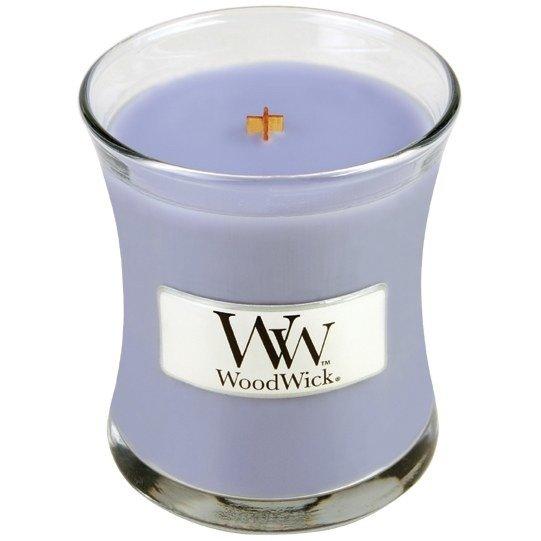 WoodWick Core Small Candle świeca zapachowa sojowa w szkle ~ 40 h - Lavender Spa