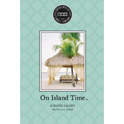 Bridgewater Candle Company Scented Sachet 115 g - On Island Time